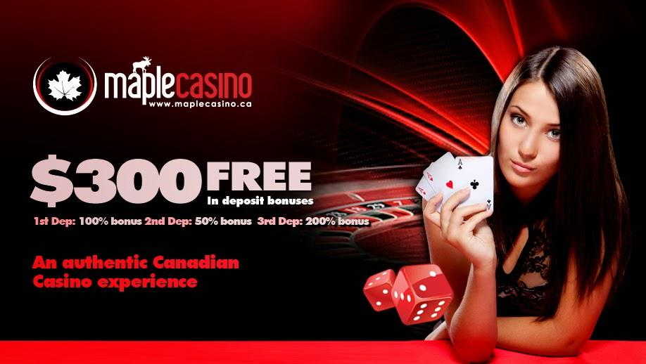 maple online casino