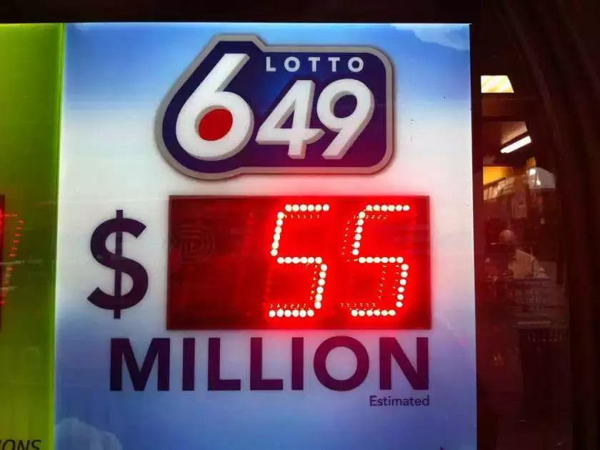 Canadian Lotto Numbers